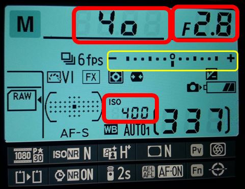 F2.8 1/40s ISO400