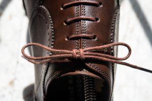 ベルルッティ結び berluti knot正しい結び方