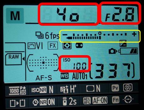 F2.8 1/40s ISO100