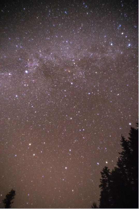 北天の星座