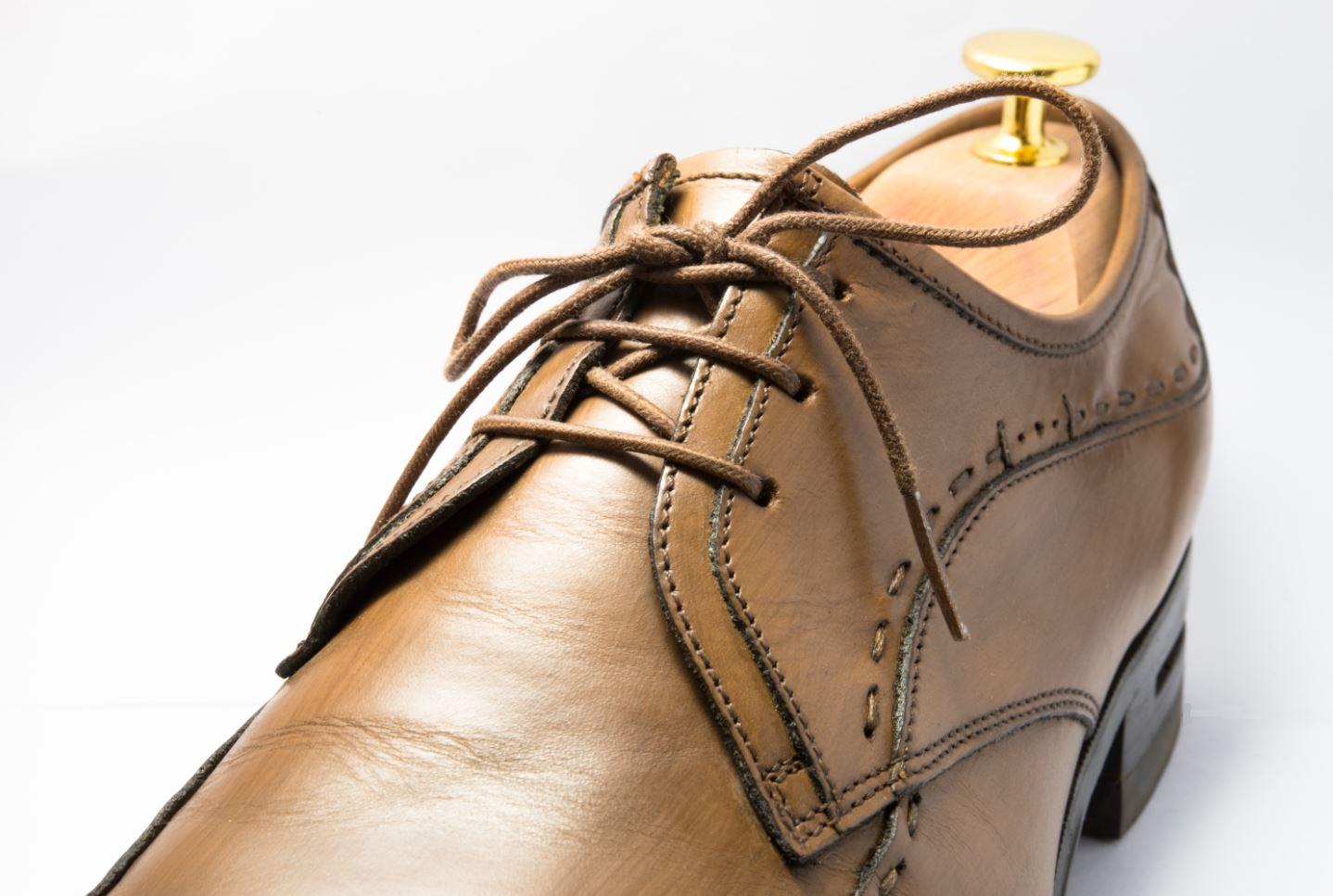 外羽式 革靴 キャサリンハムネット