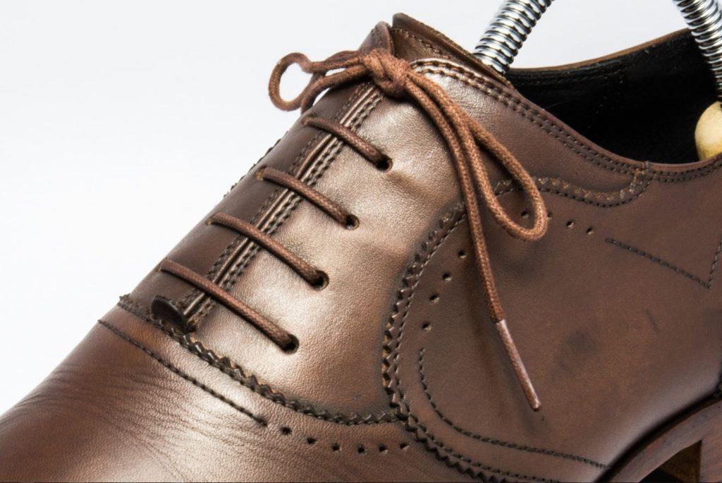 内羽式 革靴 キャサリンハムネット