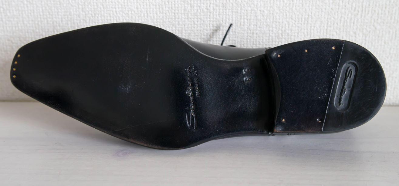 伏せ縫い 革靴 マッケイ