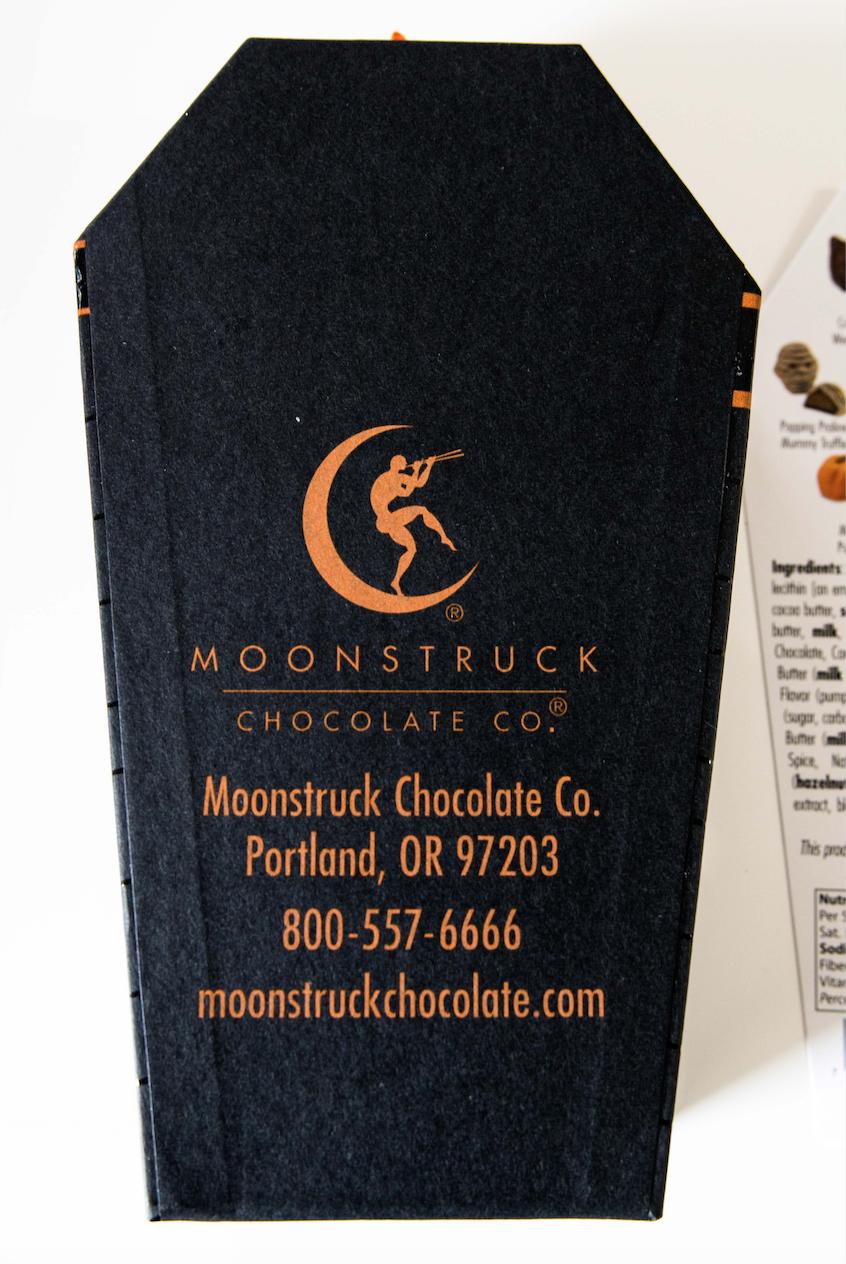 ハロウィン限定チョコレート ムーンストラック