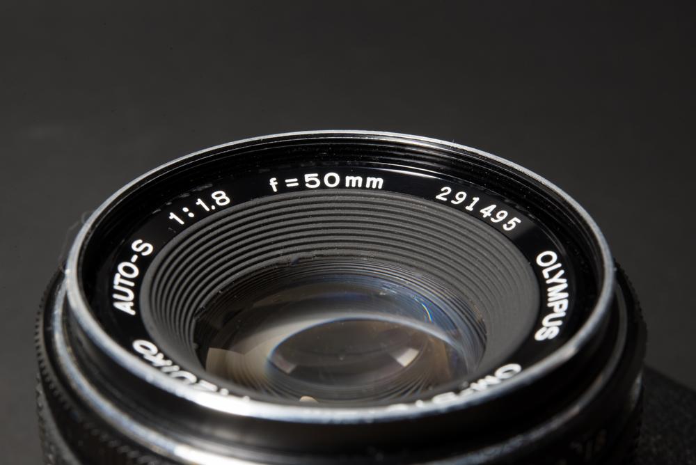 オリンパス OM-1 分解 清掃 f22 6s ISO125 60mm (Nikon610 / AF-S Micro 60mm f2.8)