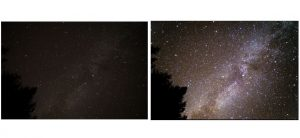 LightLoom 天の川 星景写真 レタッチ 現像 画像処理