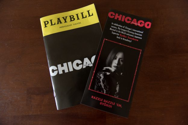 NY ニューヨーク シカゴ Chicago 米倉涼子
