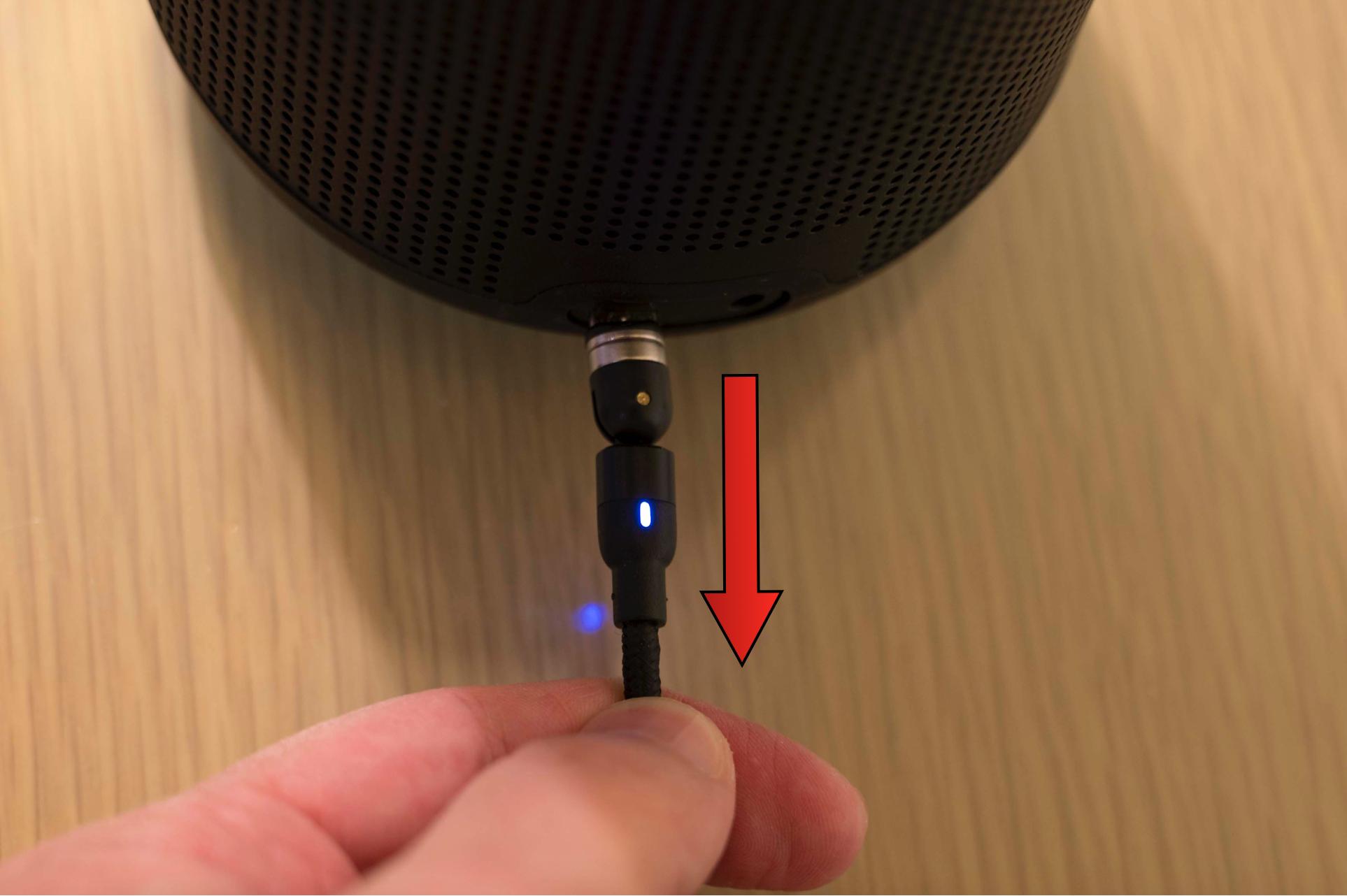充電ケーブル ライトニング マイクロUSB USB-C マグネット